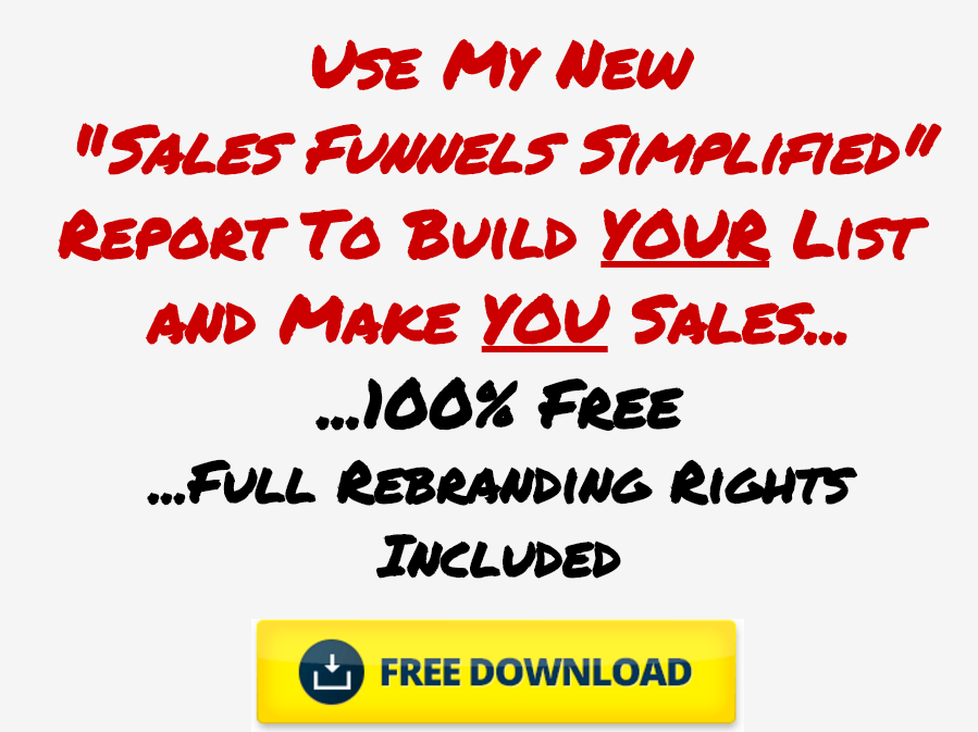FREE Rebrandable Report!