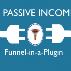 Passive income Funnel-in-a-plugin Image