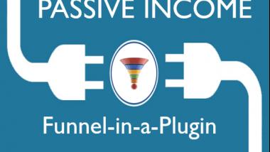 Passive income Funnel-in-a-plugin Image