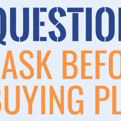 5 Questions To Ask Before Buying PLR